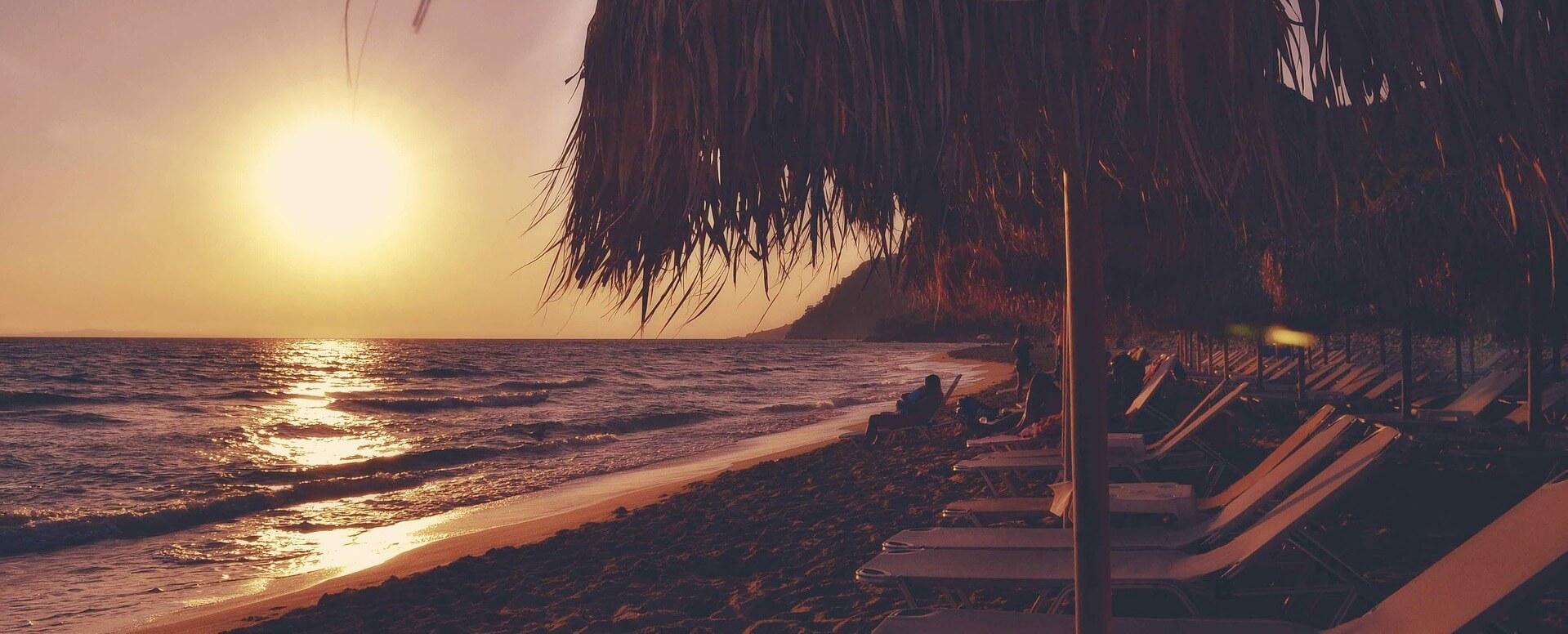 Beautiful Beaches in Mykonos - Cyclades - Mykonos