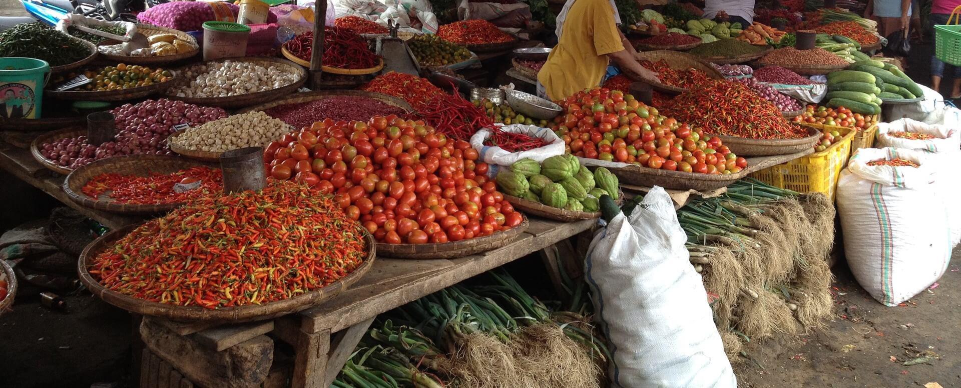 La gastronomie en Indonésie - Indonésie