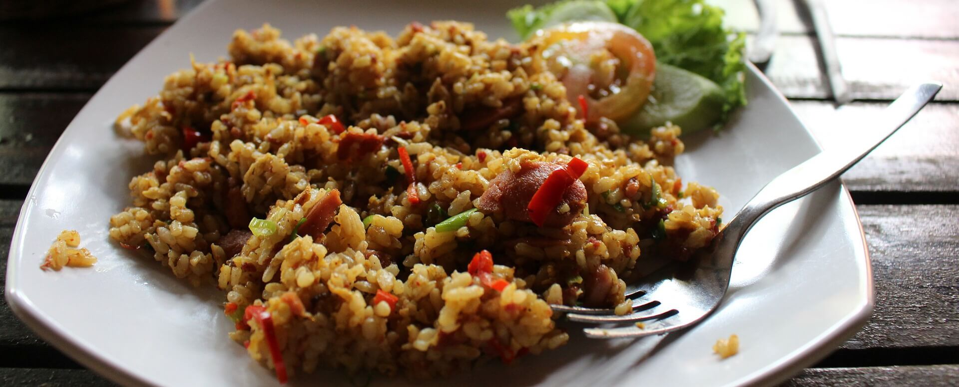 Typical and popular dishes - Indonesia