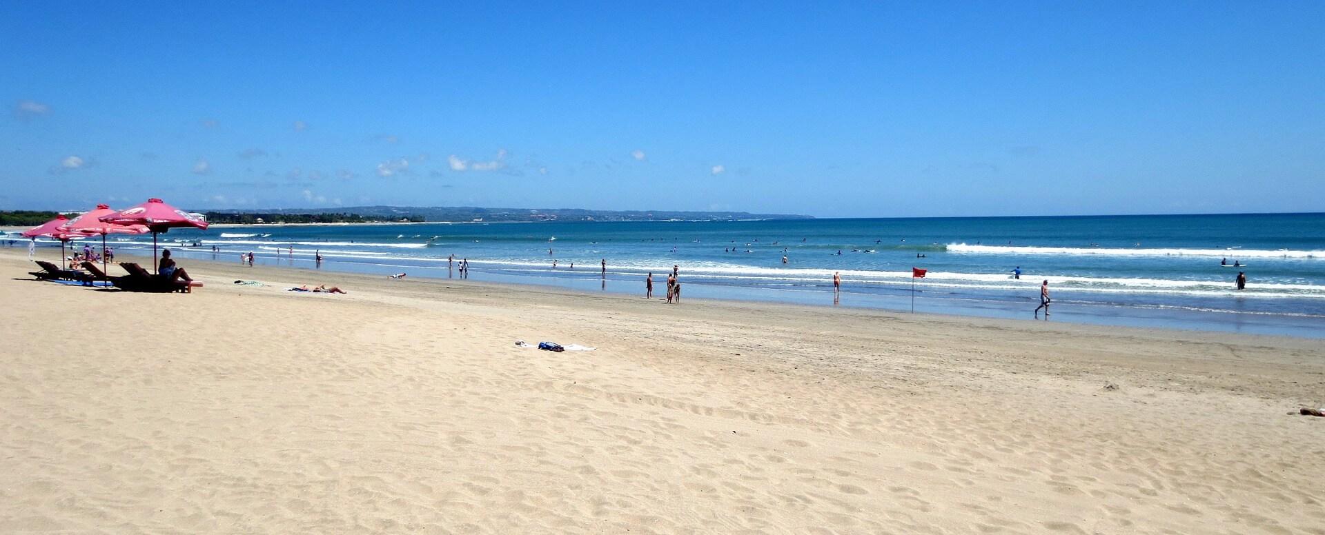 2- Seminyak Beach - Bali
