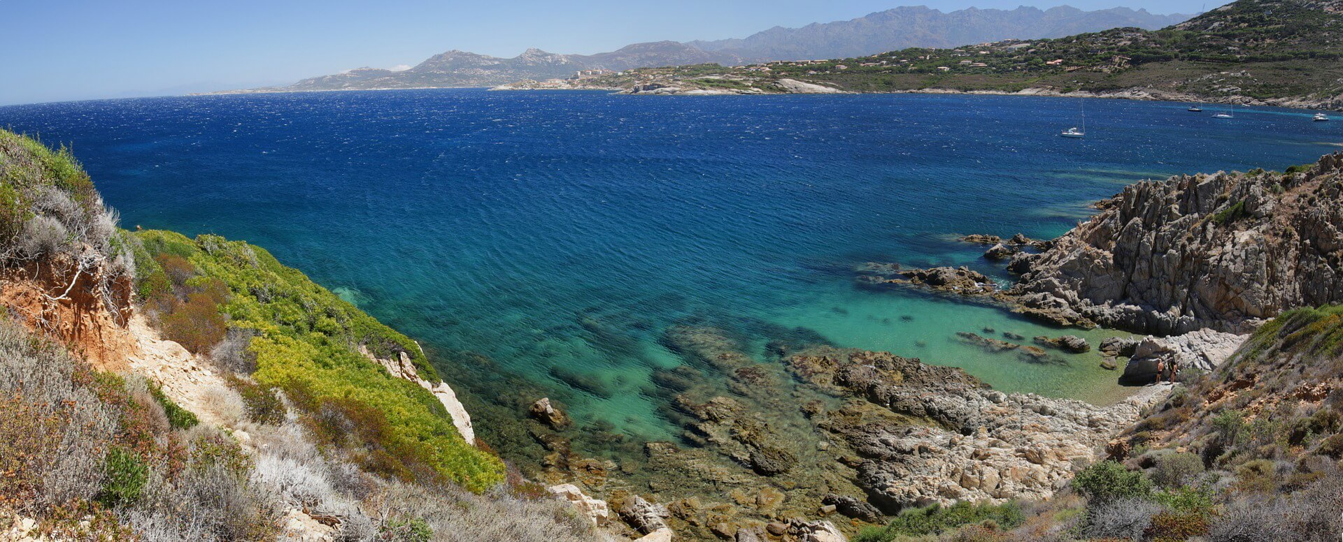Beautiful Beaches in Corsica - Corsica