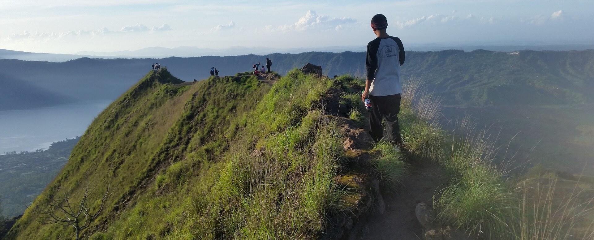 4- Organisez une randonnée sur le Mont Batur - Bali