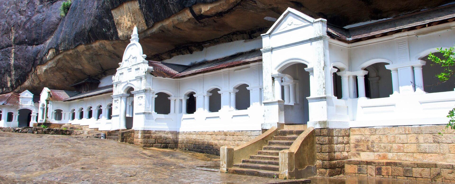 Les grottes de Dambulla - Sri Lanka
