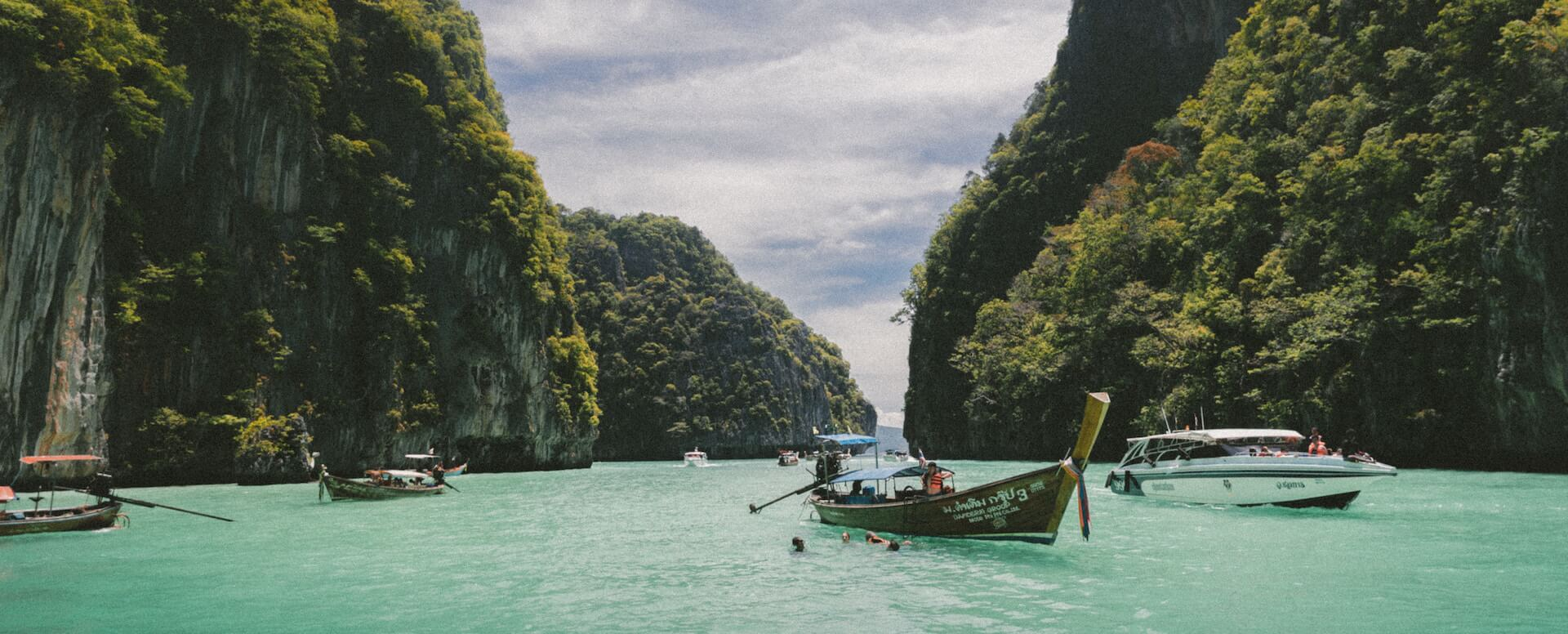 Sports aquatiques - Phuket