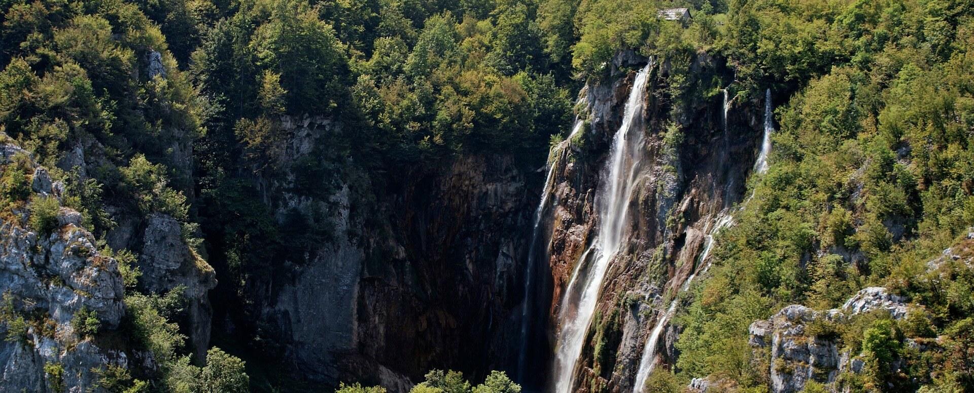 Randonnée en pleine nature - Croatie