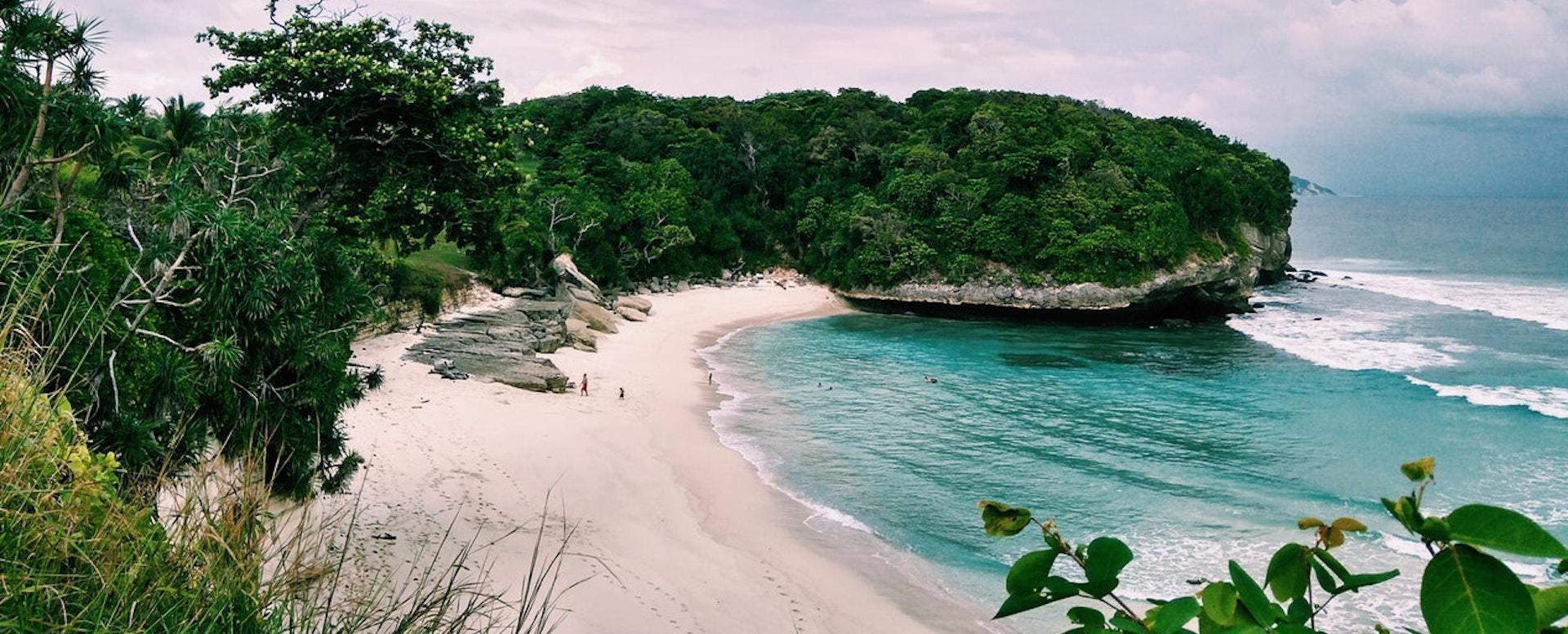 Magnifiques plages - Indonésie