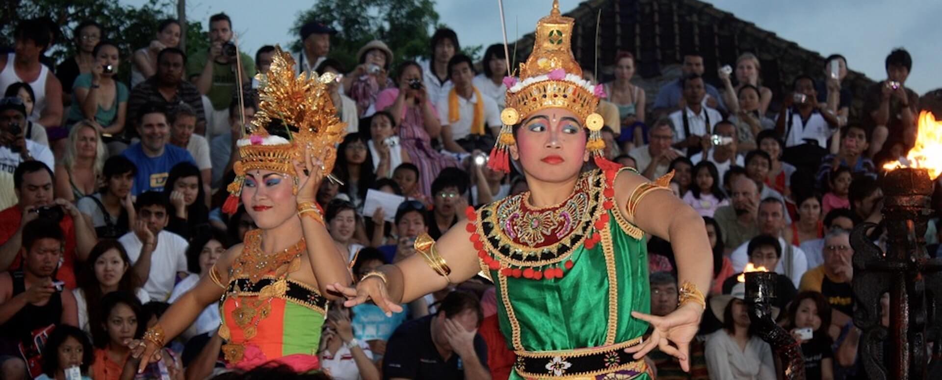 Participate in traditional festivals - Indonesia
