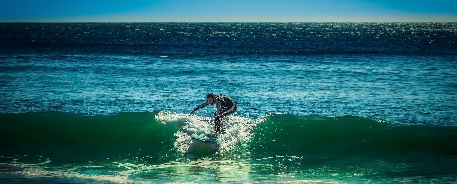 Guincho Beach: a paradise for surfers - Portugal