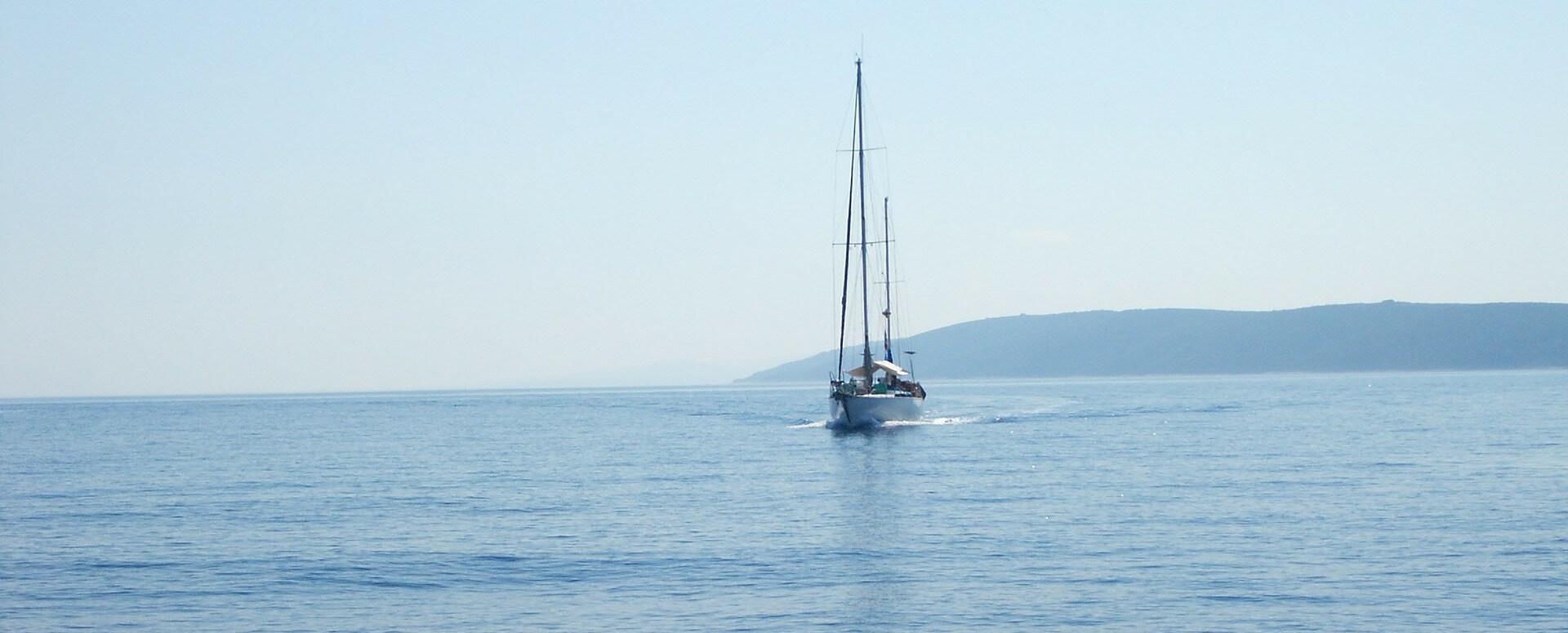 2. Naviguer d'île en île dans la mer Adriatique - Croatie
