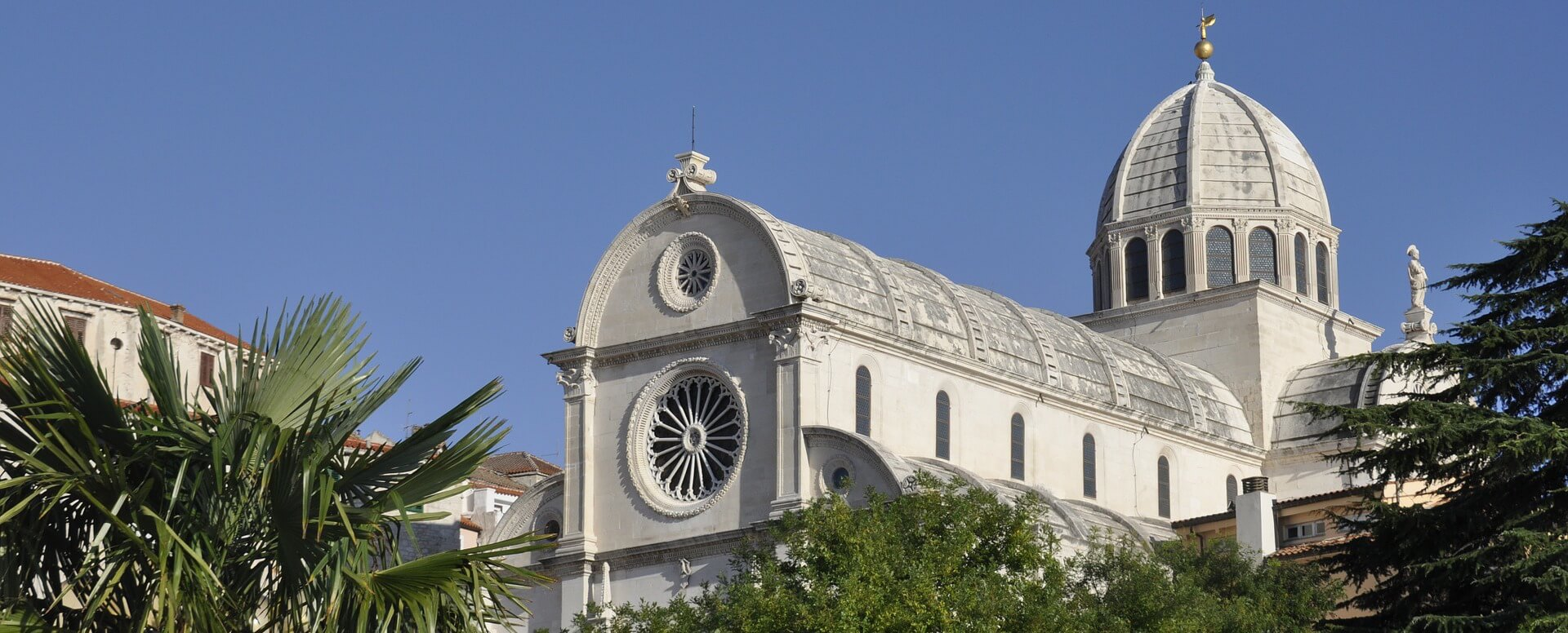 10. Contemplating the Cathedral of Saint James in Sibenik - Croatia