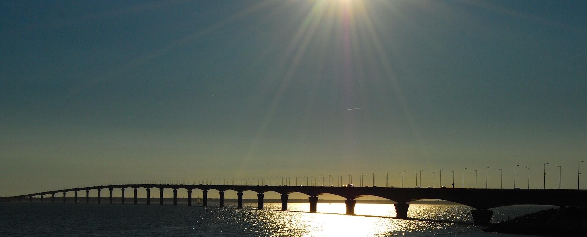 Un pont qui vous relie au monde - Île de Ré