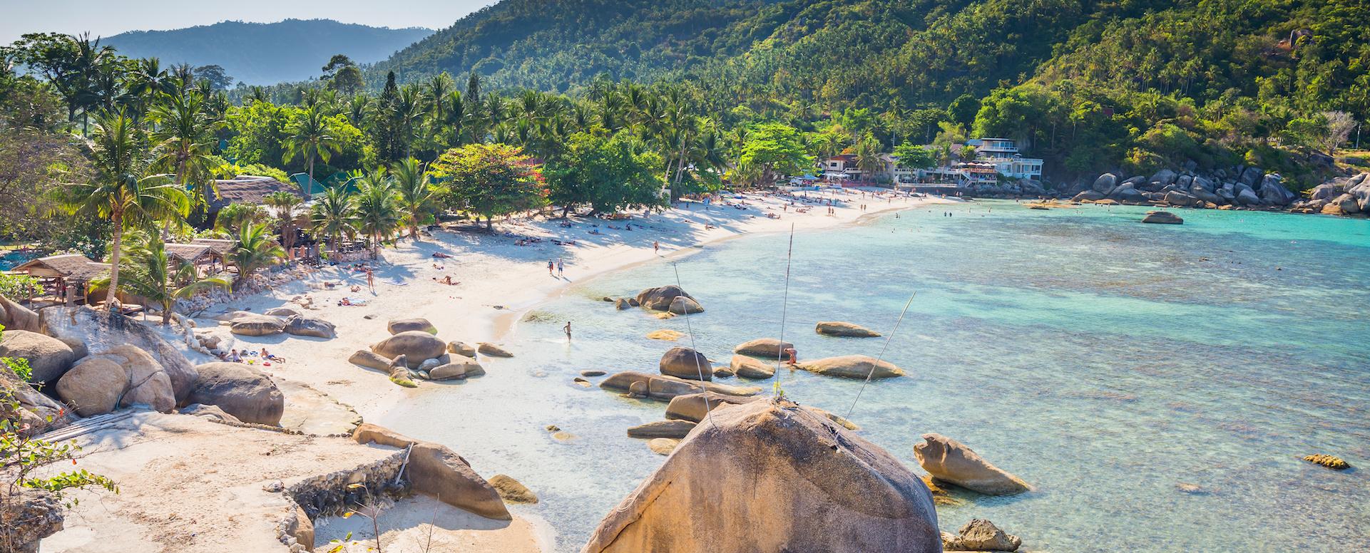 Lamai beach - Koh Samui - Thailand