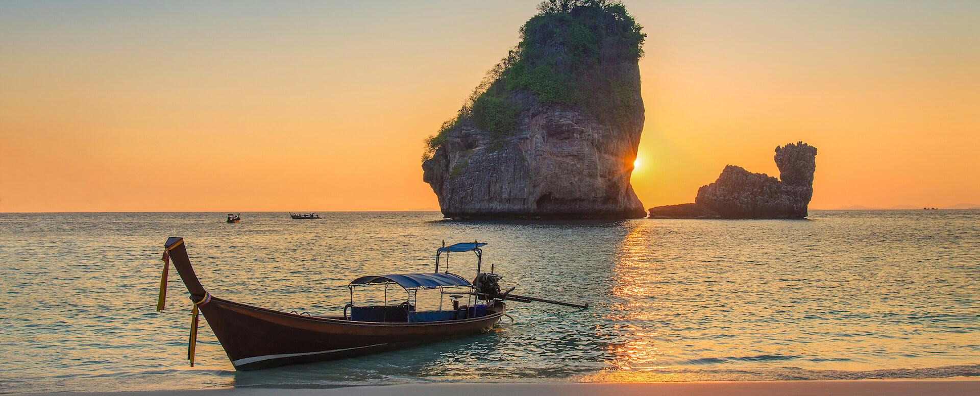 Nui Bay beach - Ko Lanta - Thailand