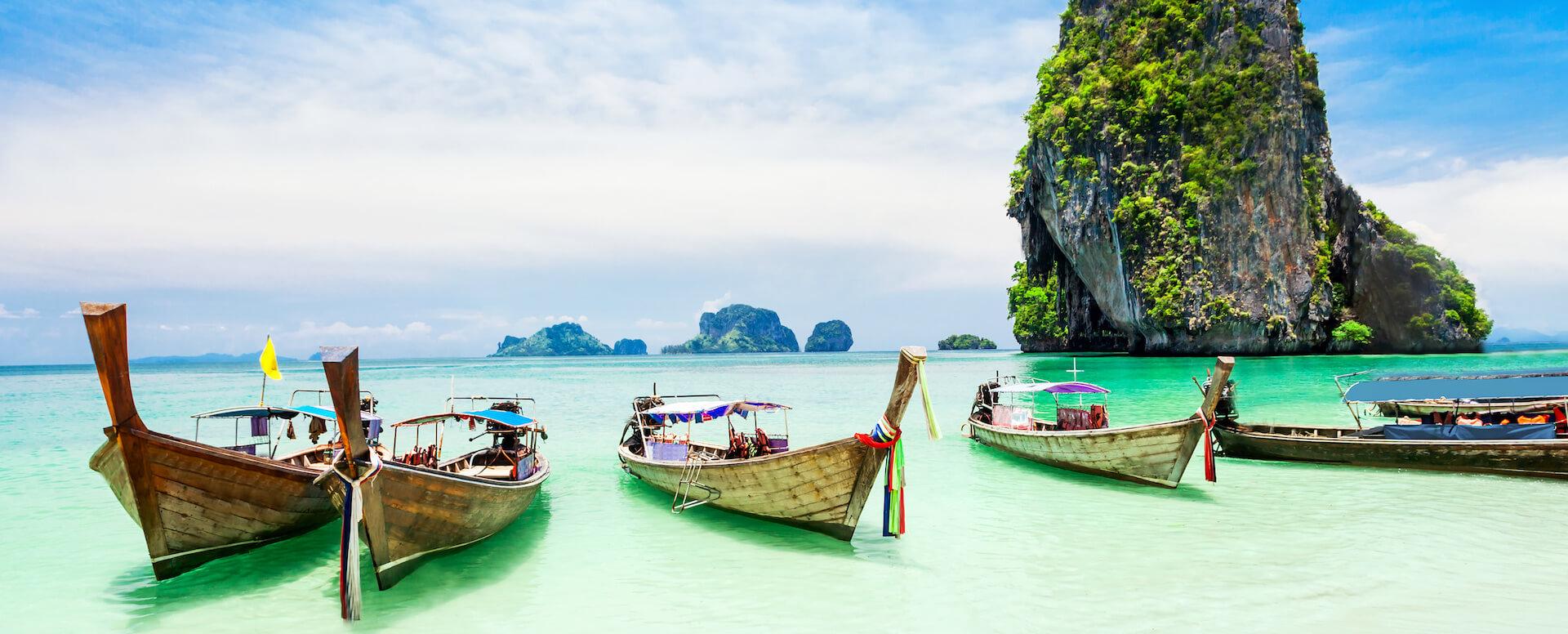 Long beach - Koh Phi Phi Don - Thailand