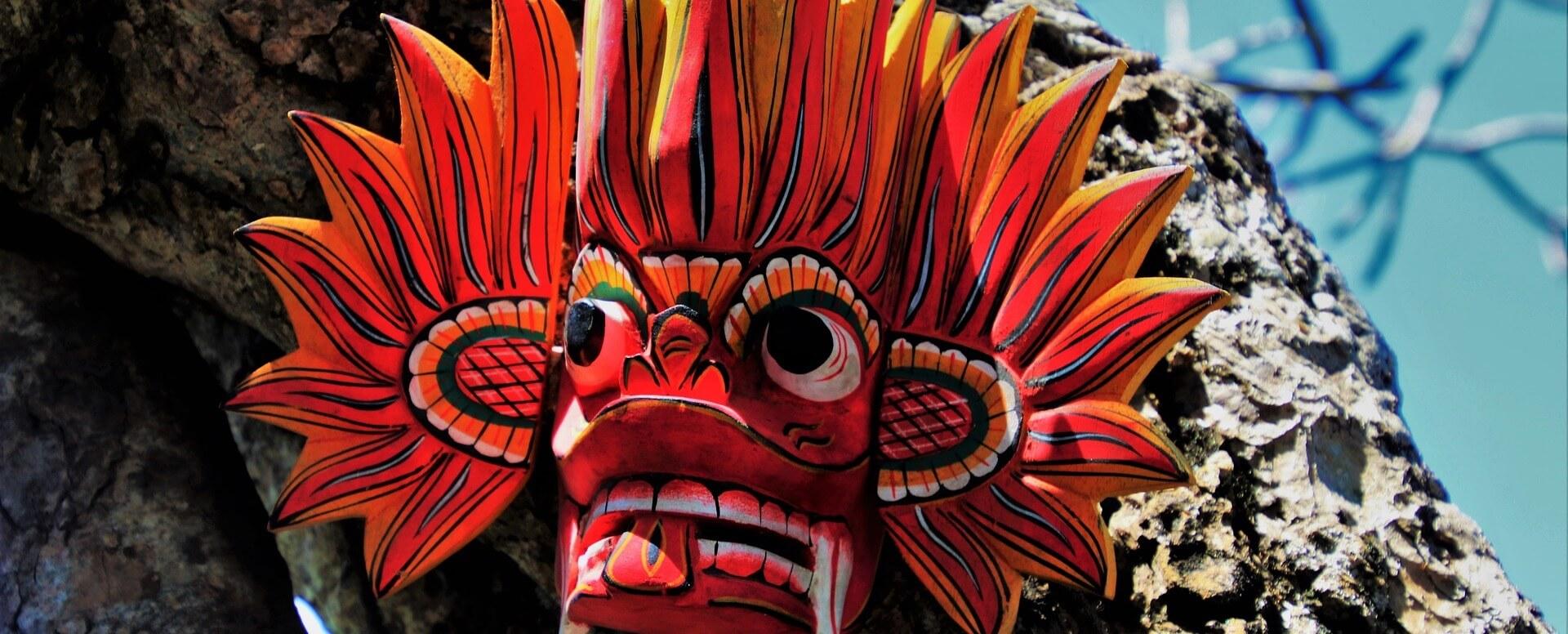 Ariyapala Mask Museum - Sri Lanka