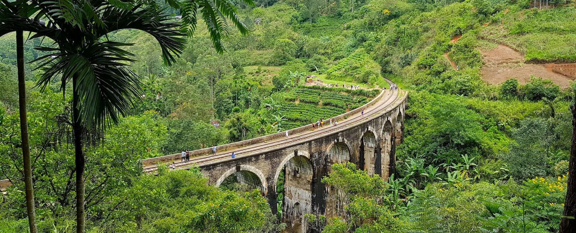 Juillet - Kataragama Perahera - Sri Lanka