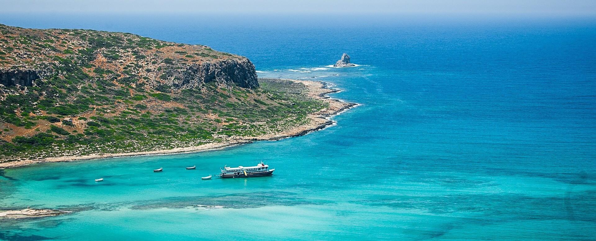 Temps et climat en Crète - Crete