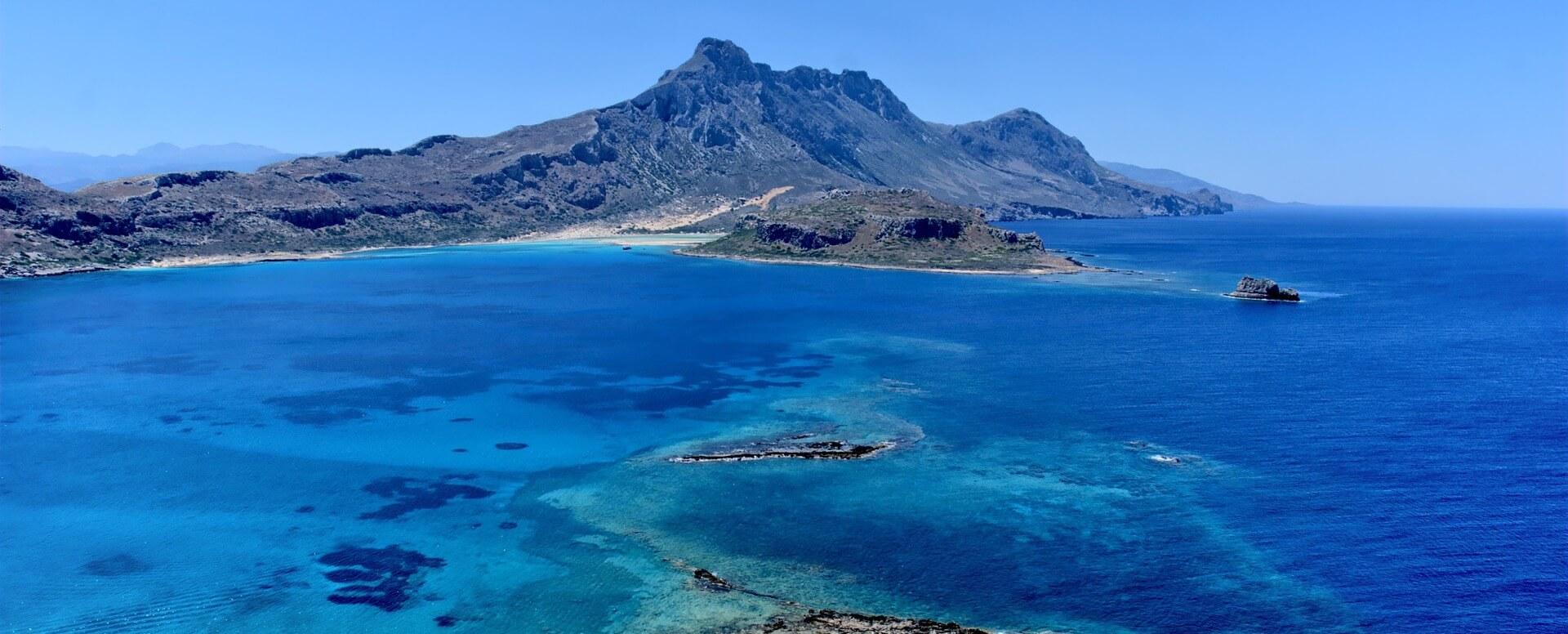 Les plus beaux espaces naturels de la Crète - Crete