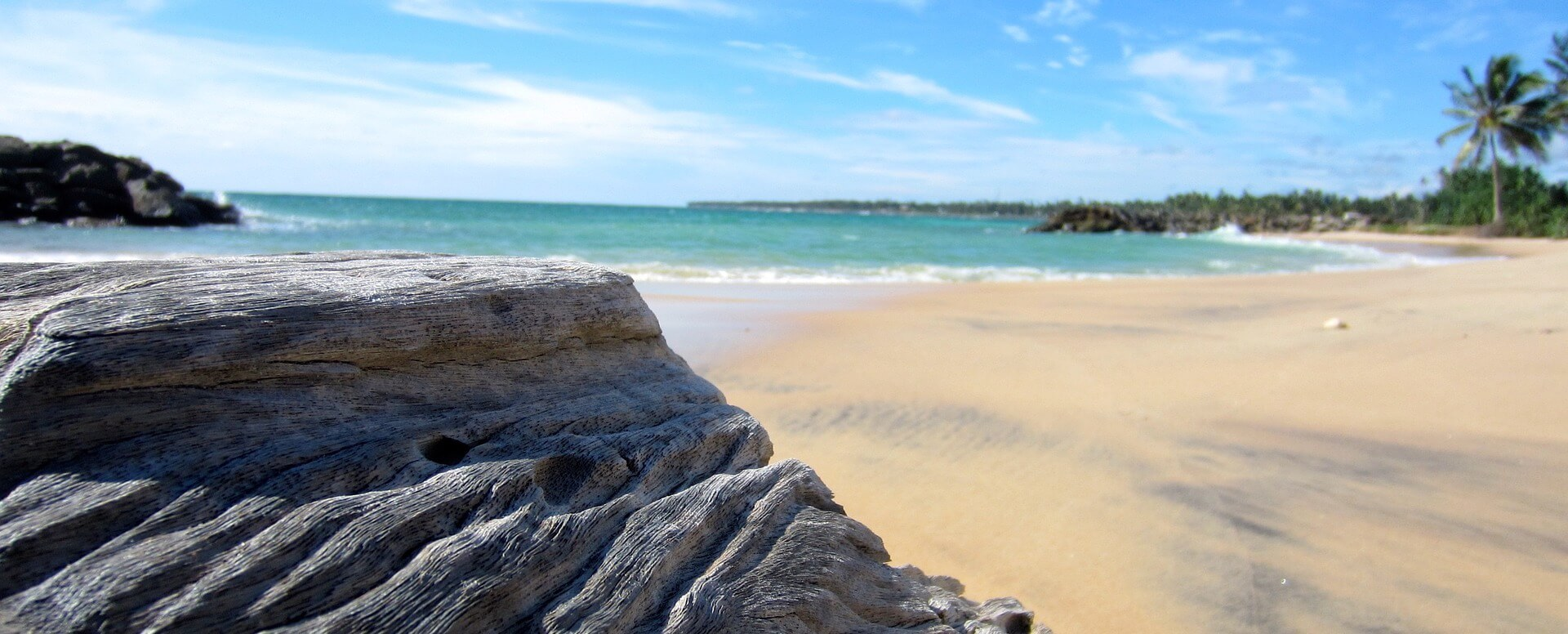 6. Allow yourself moments of lazing on a beautiful beach - Sri Lanka