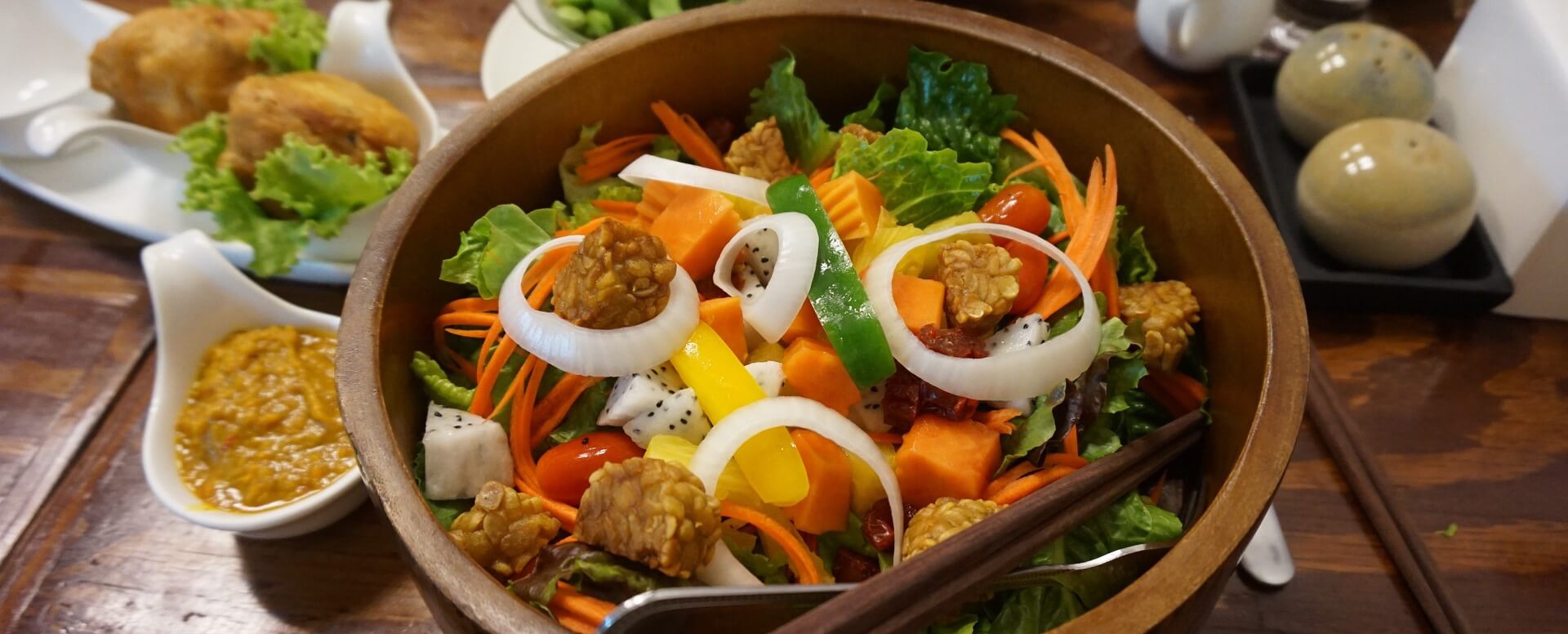 La gastronomie thaïlandaise - Thaïlande