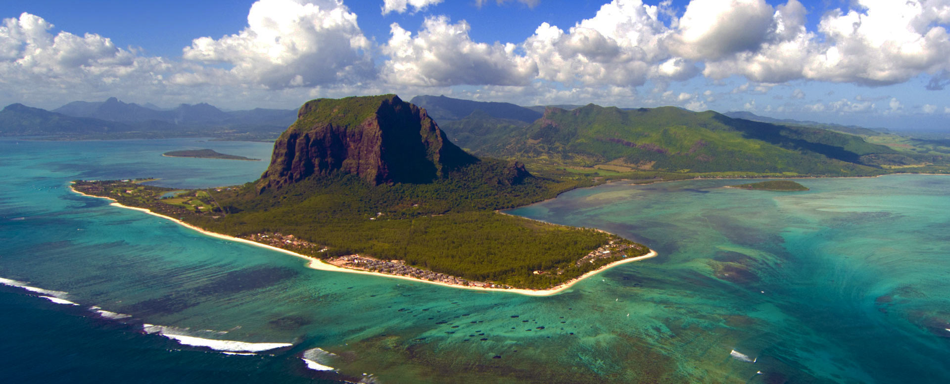 Climb Le Morne Brabant - Mauritius