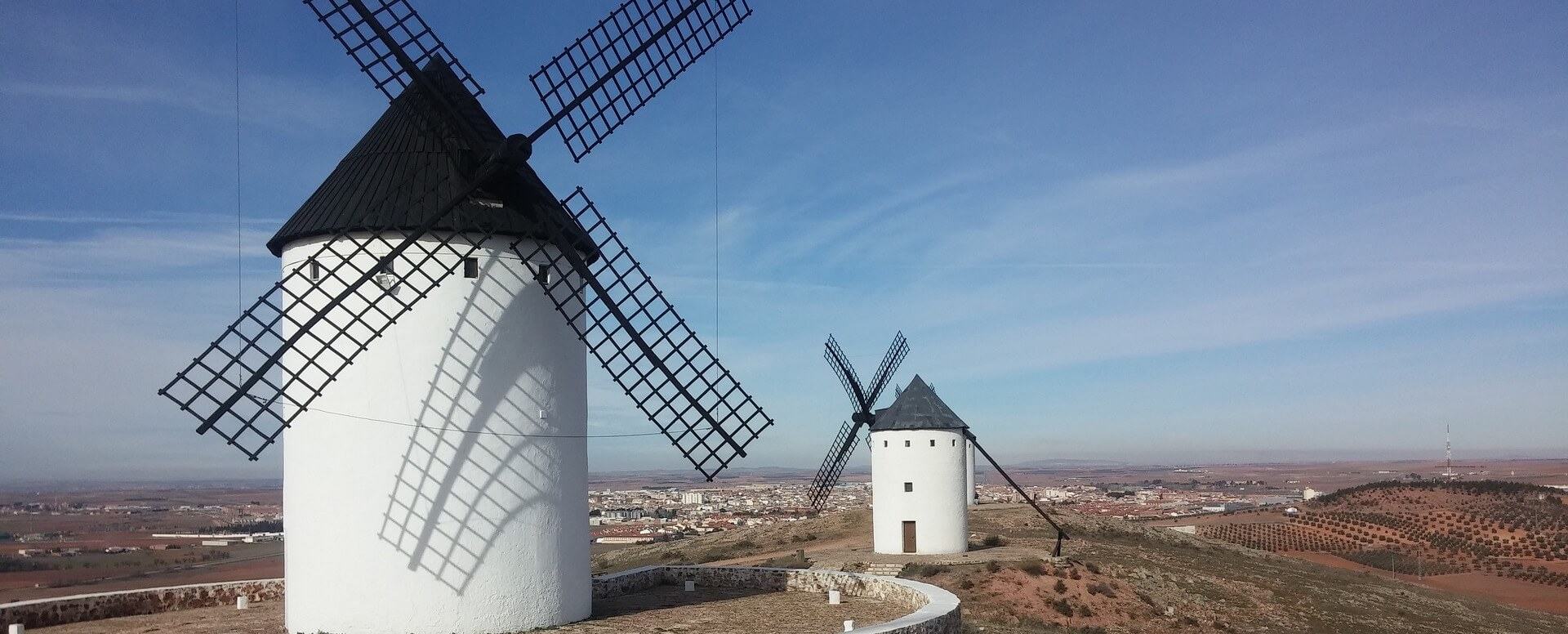 Take the Route of Don Quixote - Spain