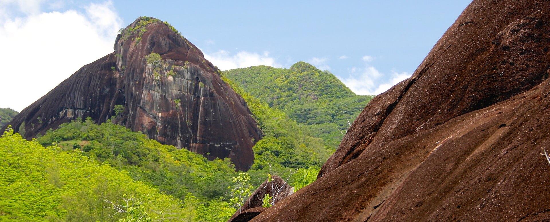 8. Partir en randonnée dans la Vallée de Mai - Seychelles