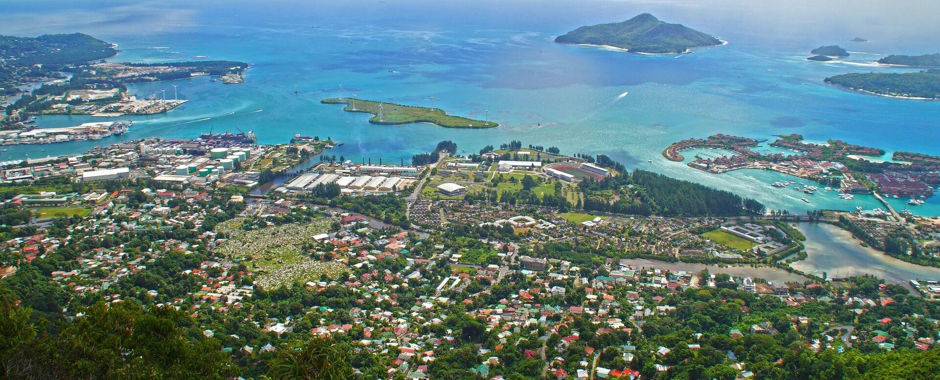 2. Visiter la capitale Victoria - Seychelles
