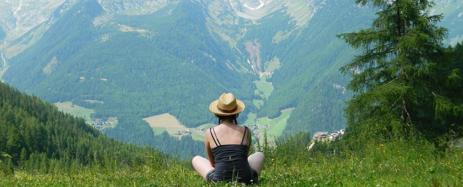 Faire de la randonnée - Italie