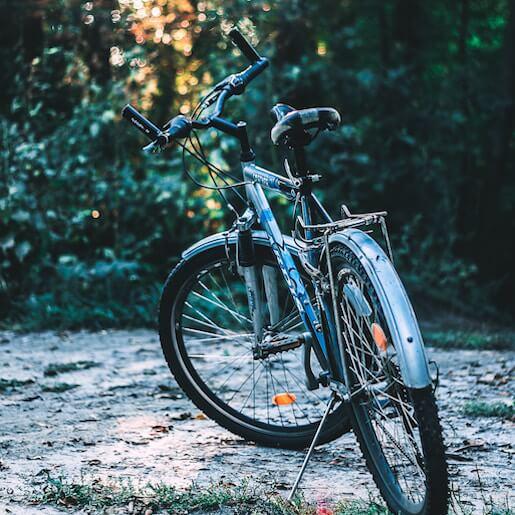 Les vélos de Mathilde
