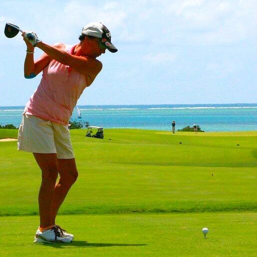 Golf sur l'Île Maurice