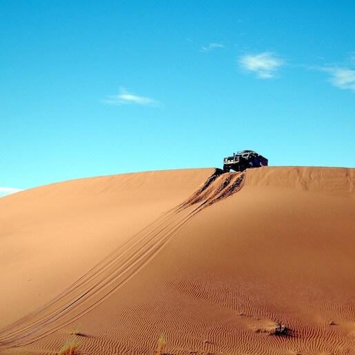 Désert de Marrakech