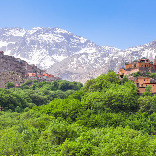 HIKING / SOFT TREKKING BY IMLIL: IMMERSION IN BERBER CULTURE