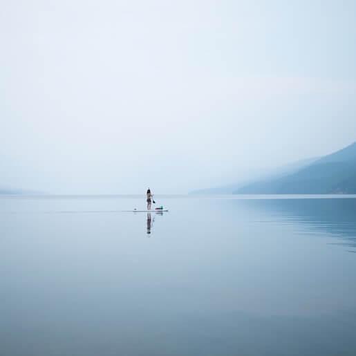 Loin de tout sur le Lac Takerkoust