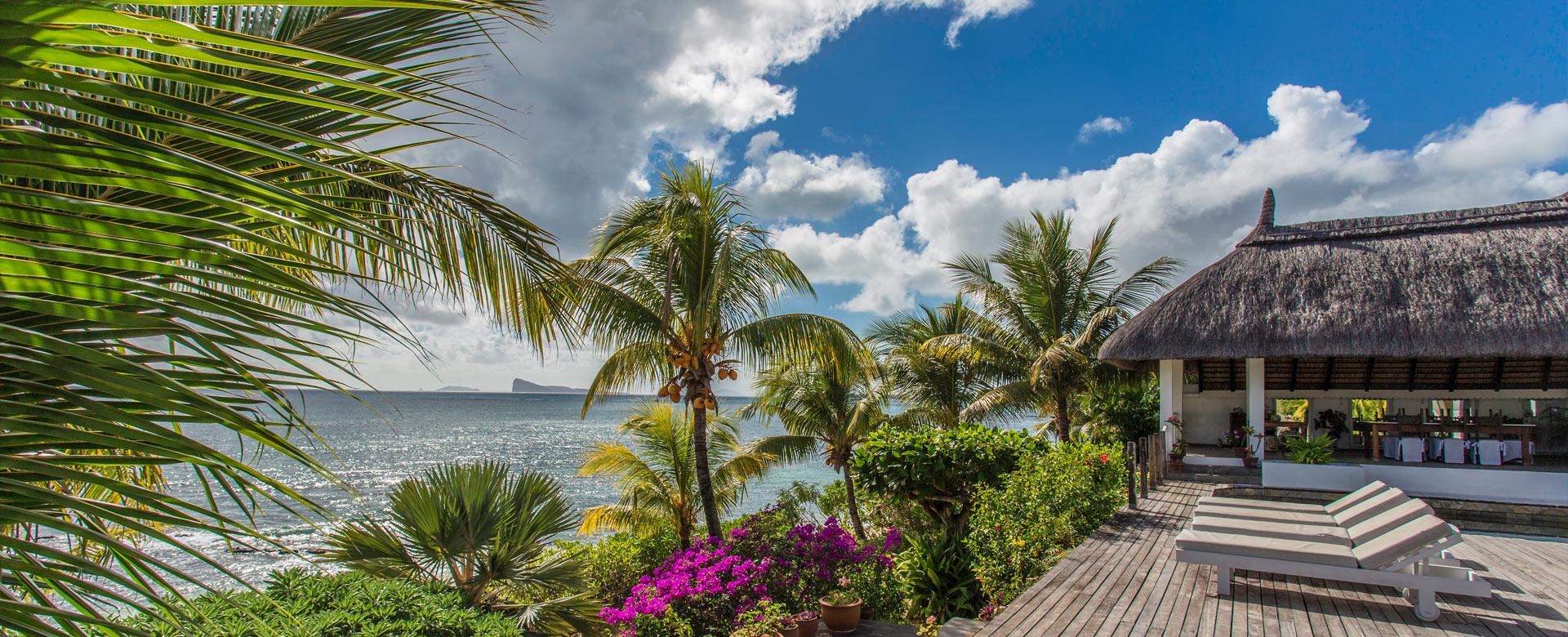Location de villas à Île Maurice