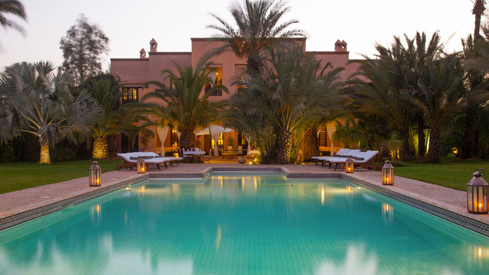 Villa rentals in Marrakech