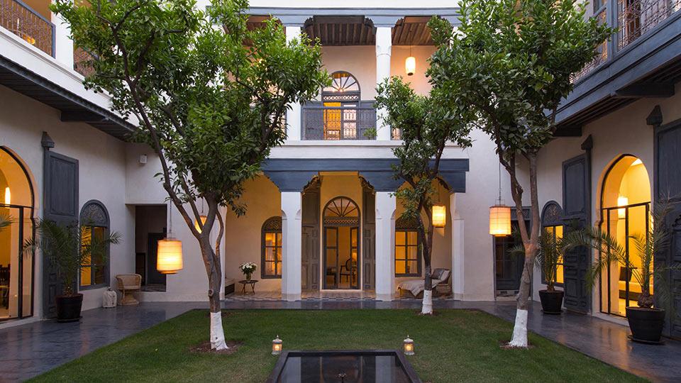 Luxury riad rentals in marrakech villanovo for Luxury riad in marrakech