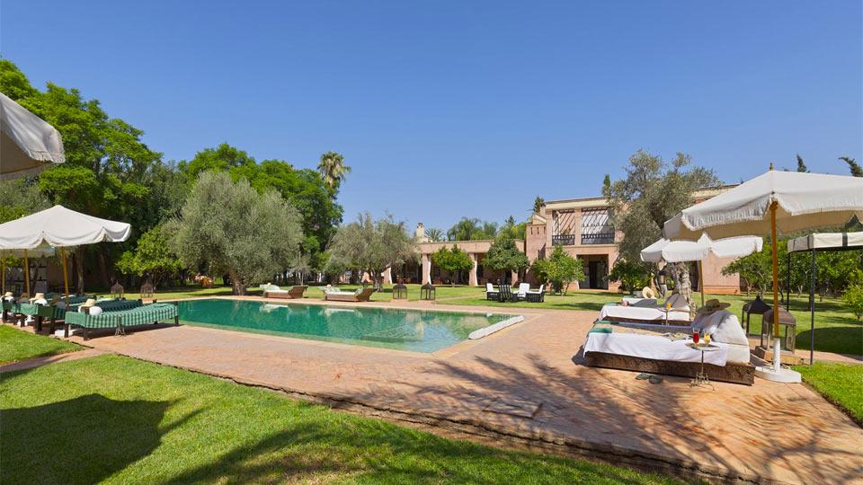 Location de villa de luxe marrakech et maisons d 39 exception marrakech - Villa de luxe etats unis ...