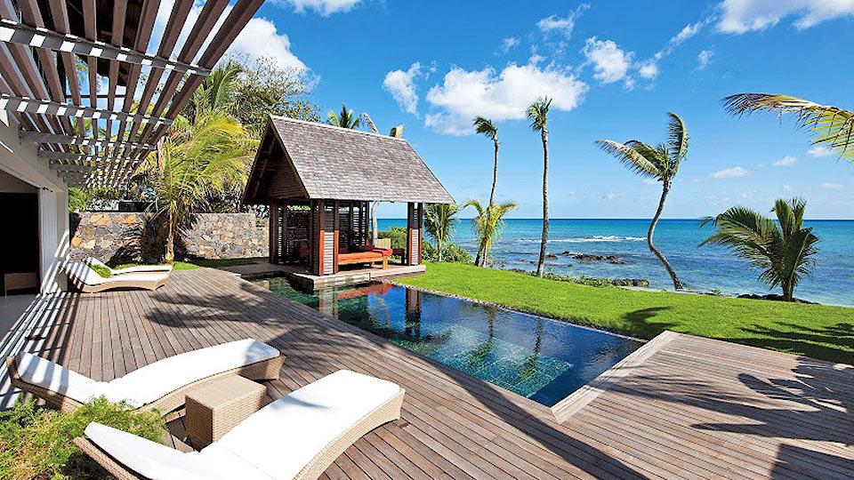 Location Villa Avec Piscine Dans Le Sud Maurice
