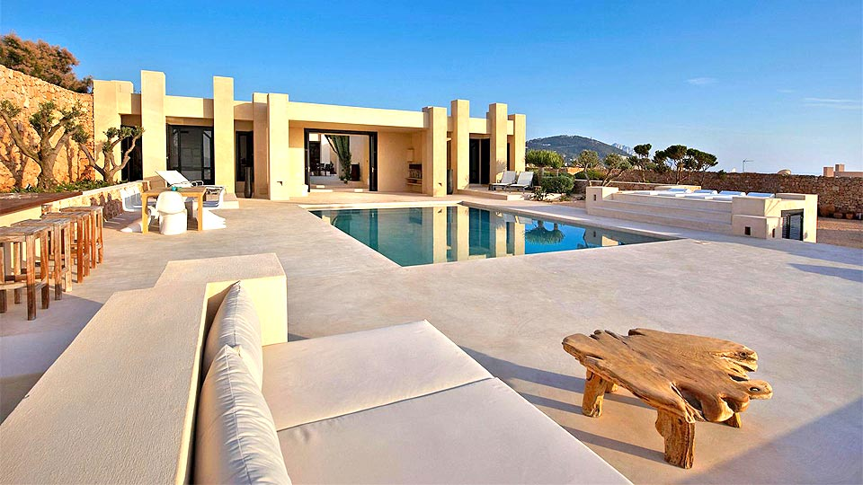 Luxury villa rentals in ibiza by villanovo - Apartamentos ibiza alquiler ...
