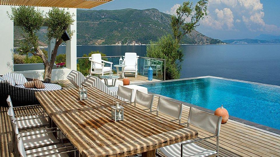 Villa rentals in greece rent a luxury villa in greece - Les plus belles decoration de maison ...