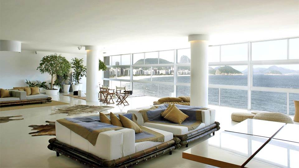 Location de villas à Copacabana