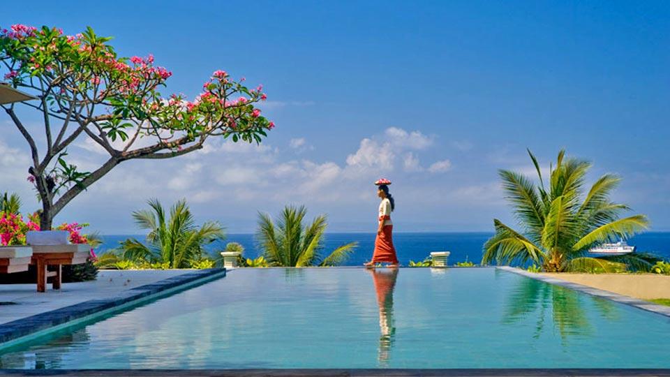 Location de villa à Bali, Villa de luxe à Bali avec VillaNovo