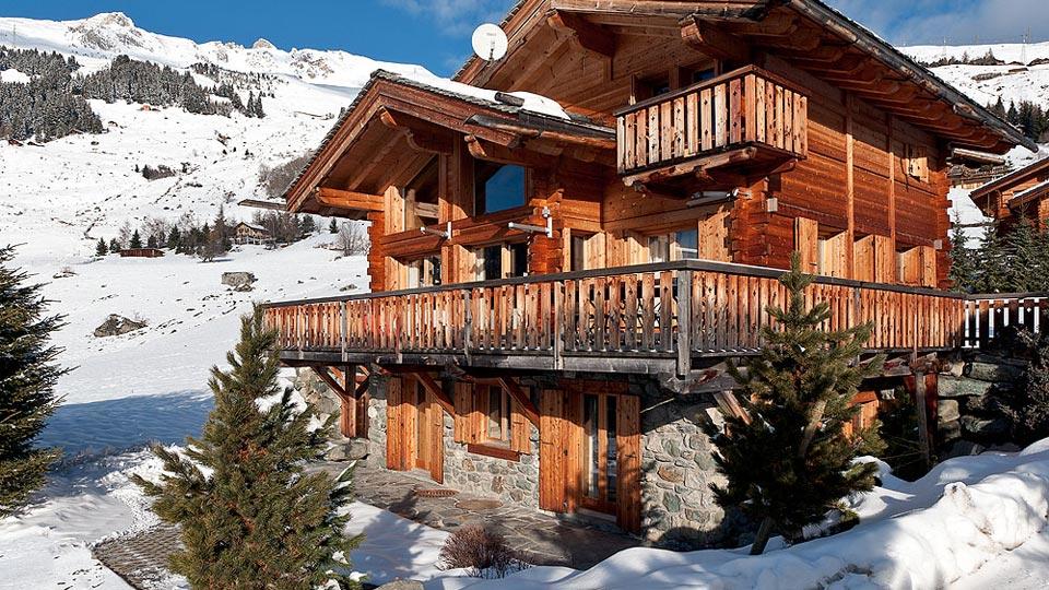 location chalet 4 vallees suisse