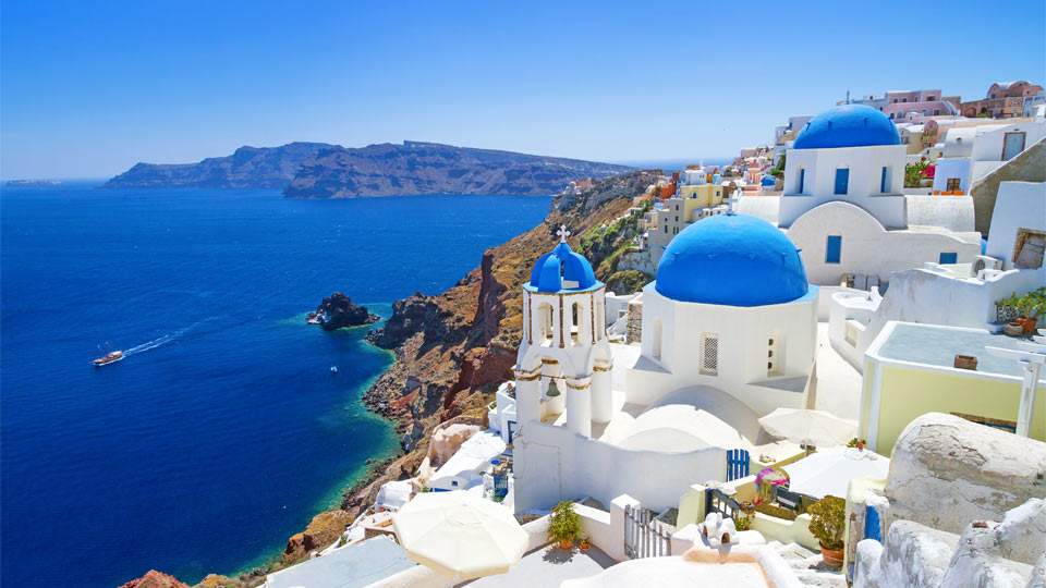 les cyclades - Photo