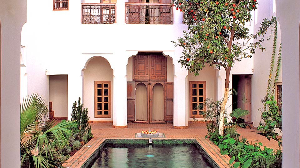 Riad rentals in morocco rent a luxury riad in morocco for Best riads in marrakesh