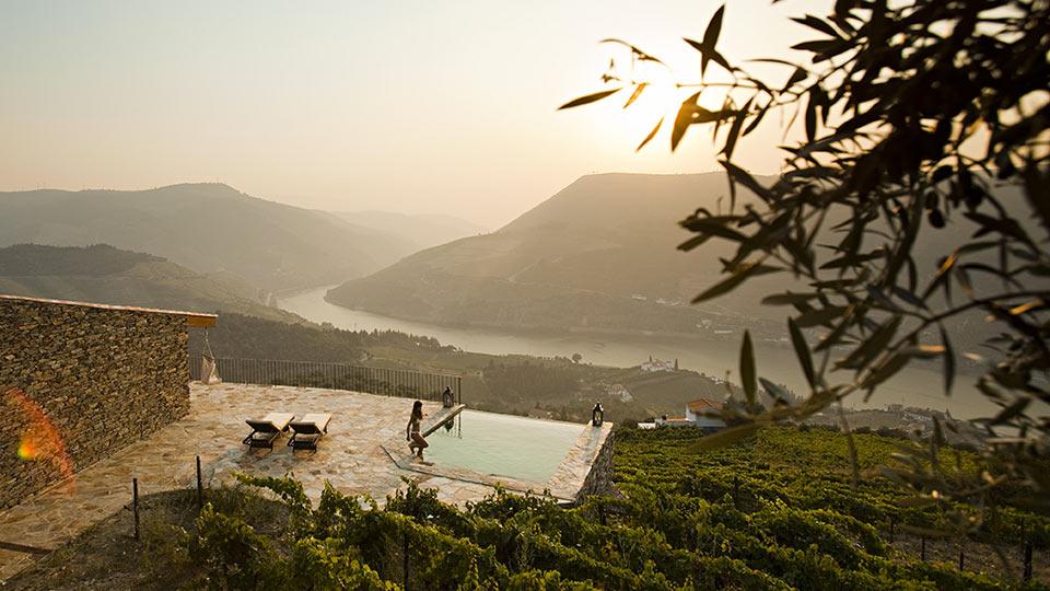 Location de villa au portugal villa de luxe au portugal for Location villa avec piscine au portugal