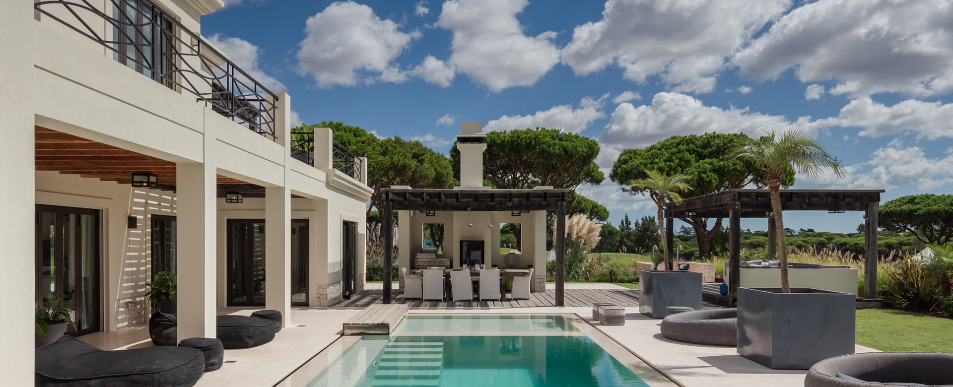 Luxury Villa Rentals In The Algarve Villanovo