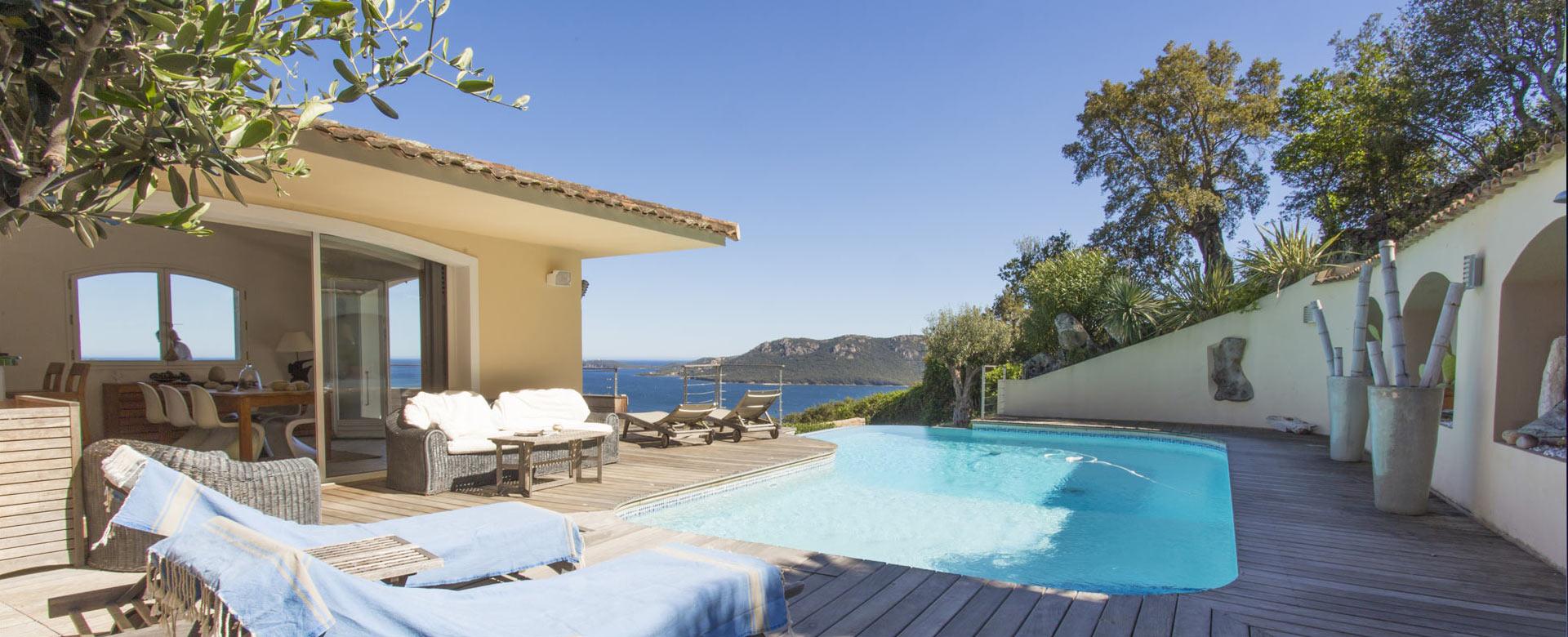 Affitto villa corsica for Ville di lusso in affitto