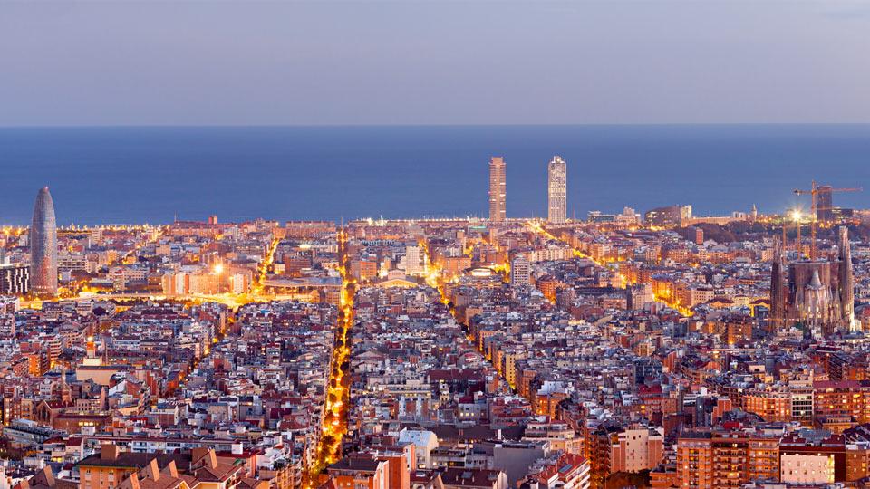 Villa rentals in Barcelona
